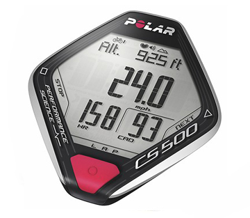 Polar 90037715 CS500 Cycling Computer
