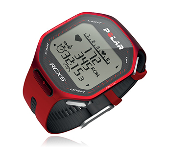 Polar RCX5 G5 GPS System with Heart Rate (Red)