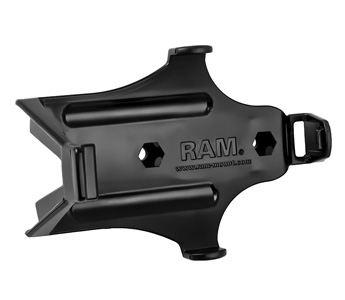 RAM Cradle Holder for the Garmin GPSMAP 176, 176C, 196, 276C, 296, 376C, 378, 396, 478 & 496 (RAM-HOL-GA7U)