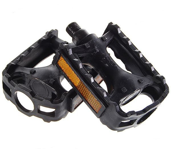 Replacement Rubber Bicycle Pedal (Pair)