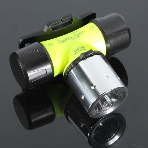 CREE T6 1000LM 3 Mode Zoom LED Strong Light 30m Diving Flashlight Headlight