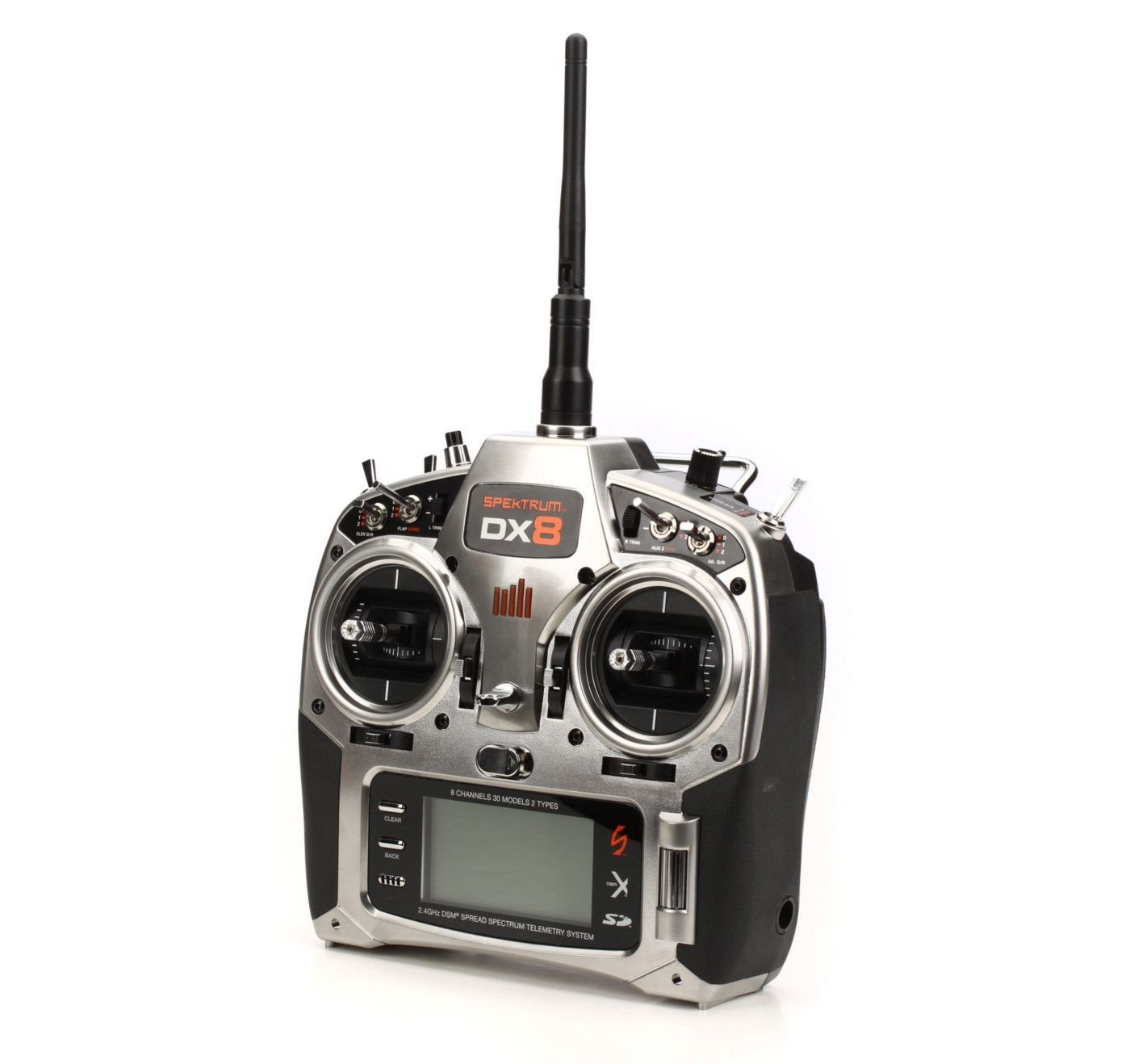 Spektrum DX8 Transmitter (Only MD2)