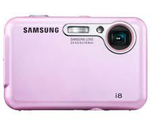 Samsung i8 Digital Camera (used)