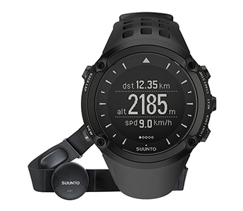 Suunto Ambit Black (HR)