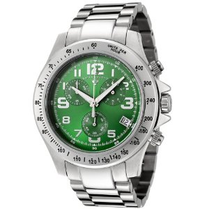 Swiss Legend Men's 50041-88 Eograph Collection Chronograph Green