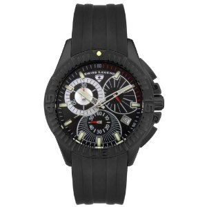 Swiss Legend Men's 50064-BB-01 Evolution Collection Chronograph