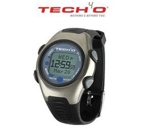 Tech4o Accelerator Women's Fitness - Watch (Onyx)