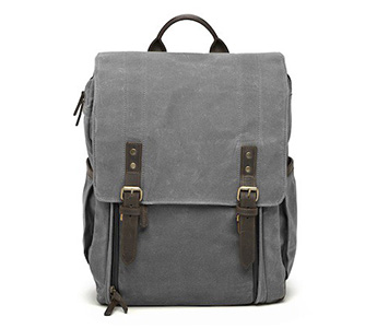 The Camps Bay Camera and Laptop Backpack (Smoke)