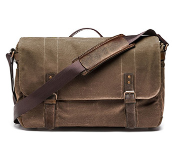 The Union Street Camera and Laptop Bag (Ranger Tan)