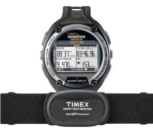 Timex Global Trainer Heart Rate and GPS Watch (T5K444)