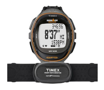 Timex Ironman Run Trainer S and D with Heart Rate Monitor (T5K575F5)