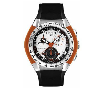 Tissot T0104171703102 T-Tracks Watch