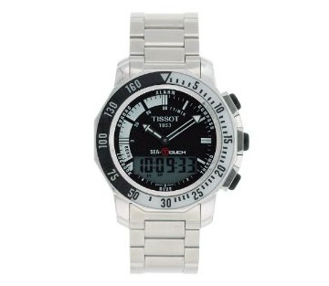 Tissot T0264201105101 Sea-Touch Watch