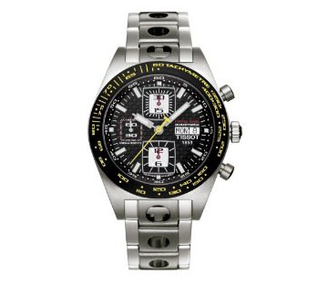 Tissot T91.1.487.81 PRS 516 Automatic Chronograph Watch