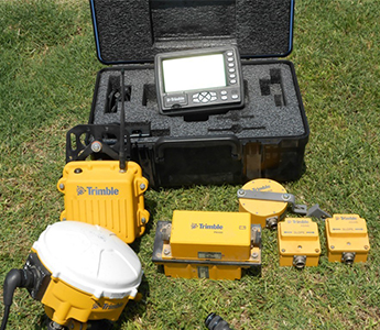 Trimble GCS900 Grade Control System NICE!!!!! (GPS for Graders, Dozers Etc.) (Used)