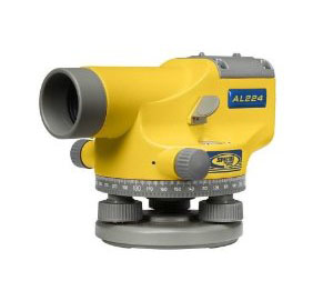 Trimble Spectra Precision Laser AL124 24X Automatic Optical Leve