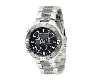 U.S. Polo Assn. Men's US8208EXL Analog-Digital Dial Extra Long S
