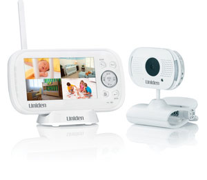 Lullaboo Wireless Baby Monitor