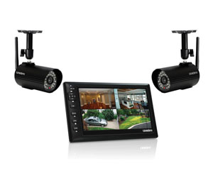 Digital Wireless Video Surveillance System