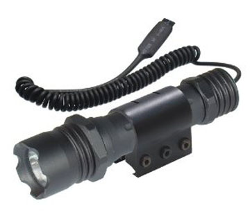 UTG Defender Series Weapon and Handheld Tactical Xenon Flashligh