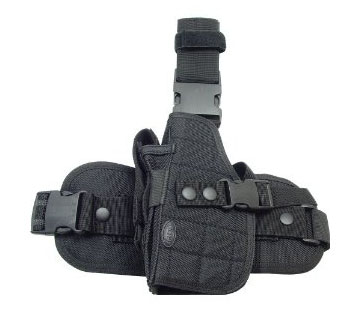 UTG Special Operations Universal Tactical Black Leg Holster (Lef