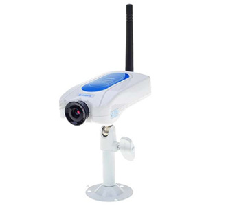 2.4GHz 4-CH Wireless Surveillance Camera Set with USB Receiver (4-Cameras Set)