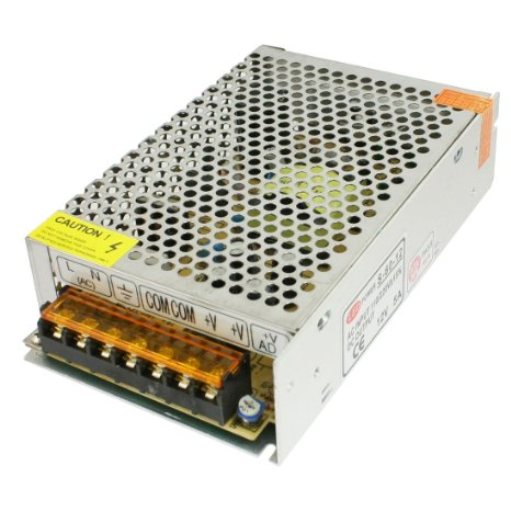 12V 5A 60W Output Switch Power Supply Driver For LED Strip Light