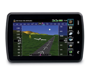Garmin Aera 795 Color Aviation GPS (Pacific Database) + 3x Free Update Jeppesen