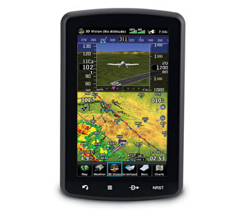Garmin aera 796 Portable Touchscreen Aviation Navigators with 3D Vision (Pacific Database) + 3x Free Update Jeppesen